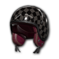 Icon Helmet Level 1 Checkered Motorcycle Helmet skin.png