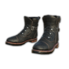 Icon equipment Feet Biker Boots Black.png