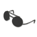 Icon equipment Eyes Traditional Glasses (Round).png