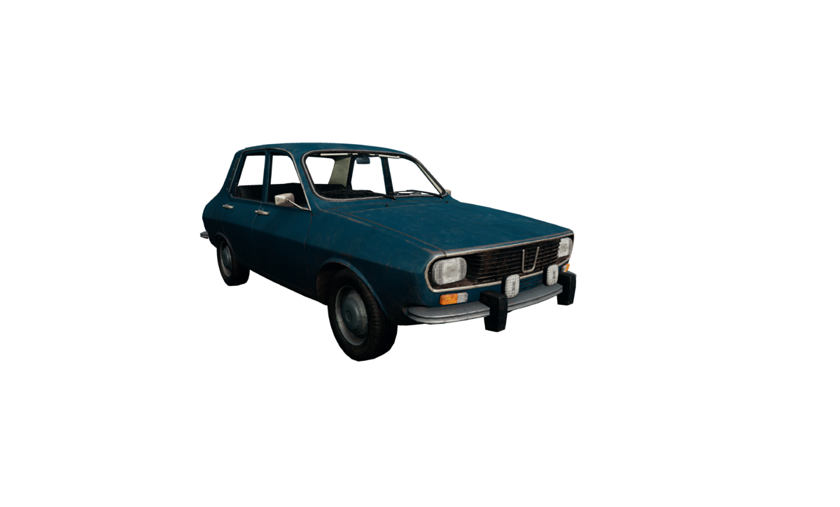 Dacia 1300 - Official PLAYERUNKNOWN'S BATTLEGROUNDS Wiki