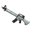 Weapon skin Arctic Digital M16A4.png