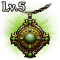 Icon equipment Fantasy BR Paladin Necklace Level 5.png