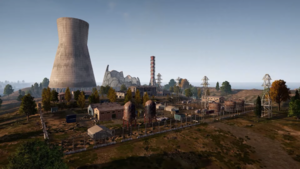 Erangel Remastered Mylta Nuclear power plant.png