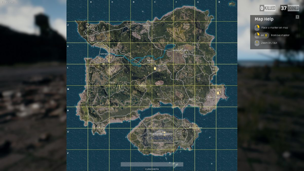 Maps Official Playerunknown S Battlegrounds Wiki