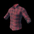 Icon equipment Shirts Checkered Shirt (Red).png