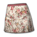 Icon equipment Legs Floral Print Skirt.png