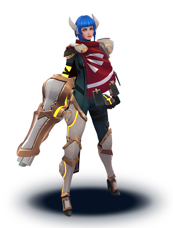 Basic Training Photos >> Destiny - Official Battlerite Wiki