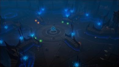 Blackstone Arena - Night - Official Battlerite Wiki