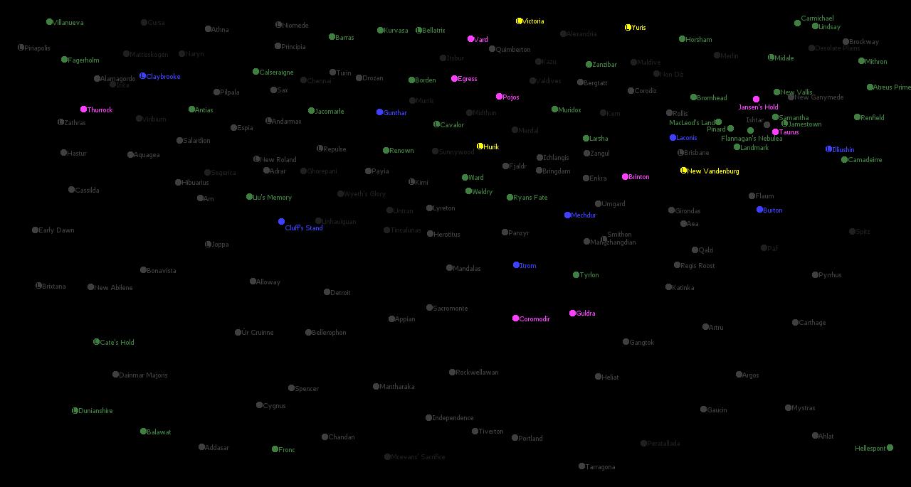 Star systems - Battletech Wiki