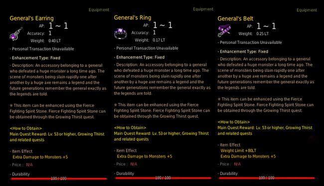 e55ba55dea5 General s Accessories - Black Desert Online Wiki