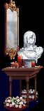 Plaster Sculpture & Antique Mirror.png