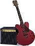Red Electric Guitar & Amp.png