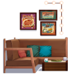 Retro Sofa and Table.png
