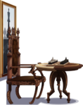 Antique Chess Table and Chair.png
