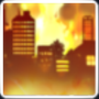 The area is on fire! Status Effect.png