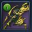 Icon for True Blight Dagger.