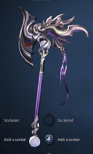 Seraph Weapon Bns