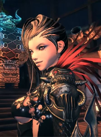 Yura blade and soul hentai