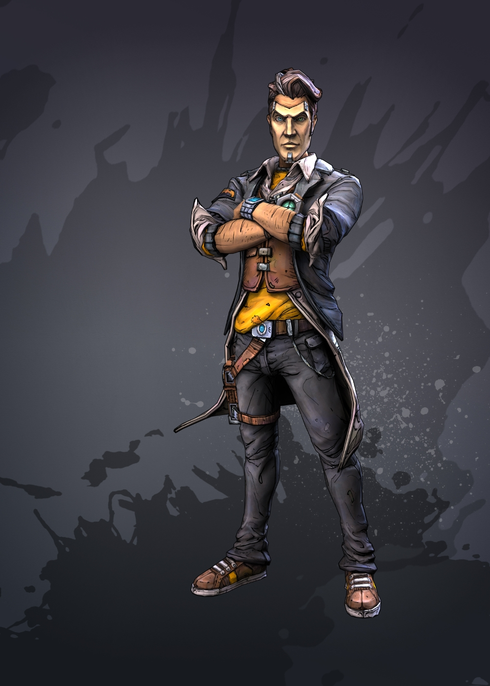 Handsome Jack Borderlands Wiki