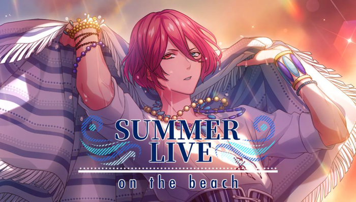 SUMMER LIVE on the beach Event Top.png