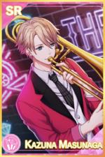 【MUSIC】Kazuna Masunaga