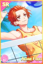 【Beach Volleyball】Akane Fudo
