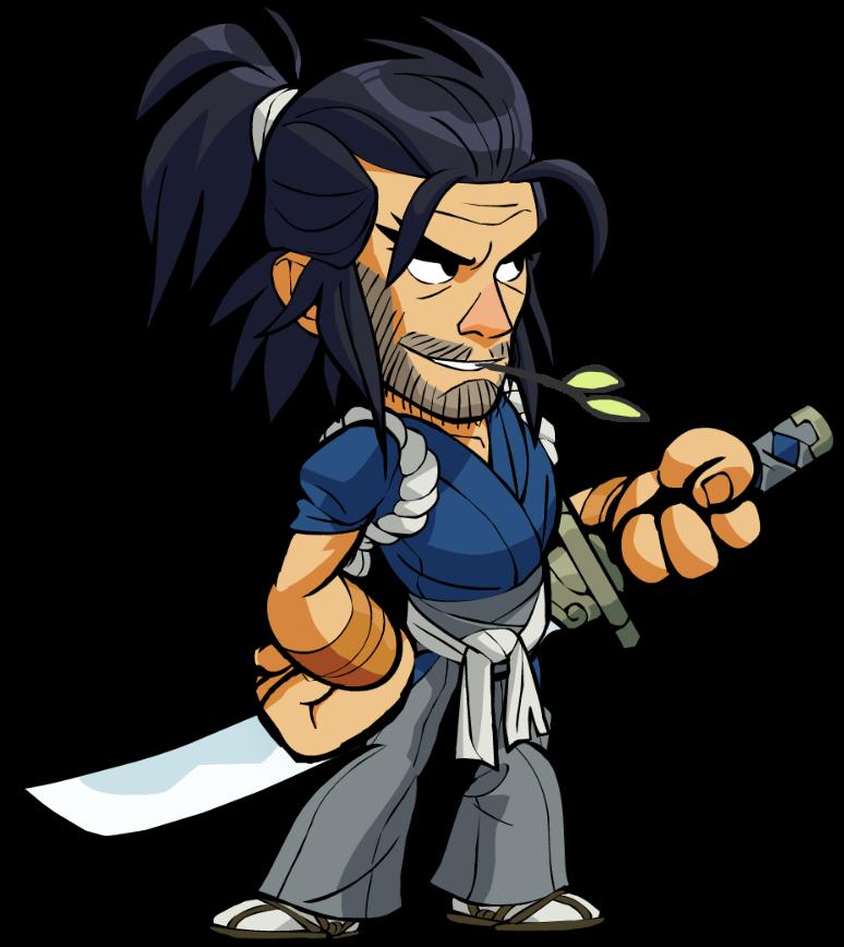 Koji - Brawlhalla Wiki