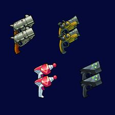Blasters - Brawlhalla Wiki