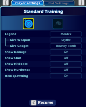 Training - Brawlhalla Wiki