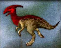 Menu image of Parasaurolophus's target zone
