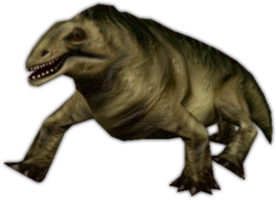 Render of Moschops from Action Forms' website