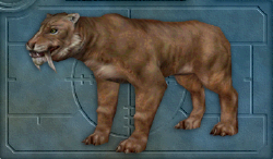 Menu image of Smilodon