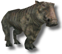 Pig as seen in Rexhunter99's C3dit
