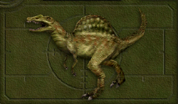 Menu image of Spinosaurus