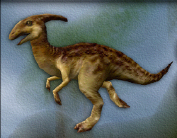 Menu image of Parasaurolophus