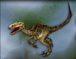 Menu image of Allosaurus