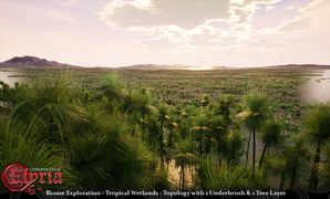 Pre-Alpha screenshot Tropical Wetland (freshwater) biome.jpg