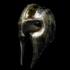 Blackened Iron Helm
