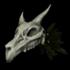 Skullfeather Helmet