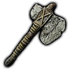 Stone Head Axe