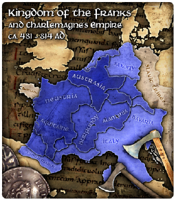 Francia (Charlemagne) - Civilization V Customization Wiki on