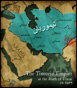 The Timurids (Timur) - Civilization V Customization Wiki