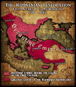 Byzantium (Alexios I Komnenos) - Civilization V Customization Wiki