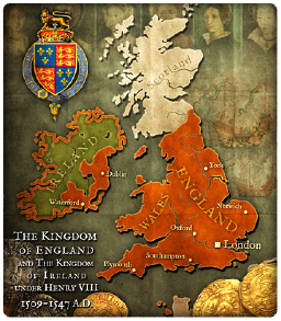 Map Of England Henry Viii.England Henry Viii Civilization V Customization Wiki