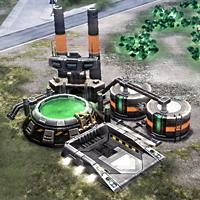 GDI Tiberium Refinery