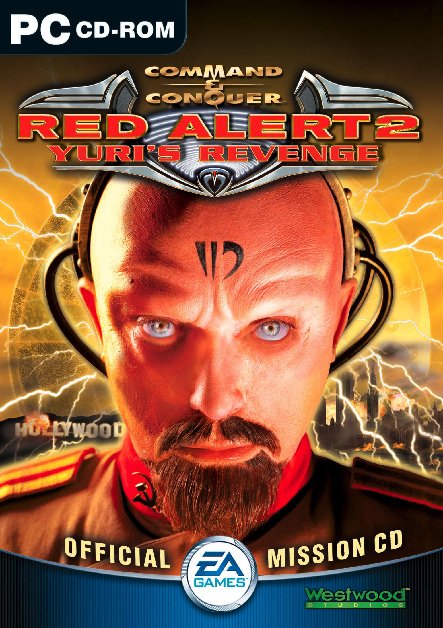 Command & Conquer: Red Alert 3 soundtrack - Command ...