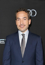 Jablonsky at the premiere of Ender's Game in 2013.