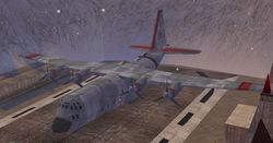 C-130 Hercules in Renegade