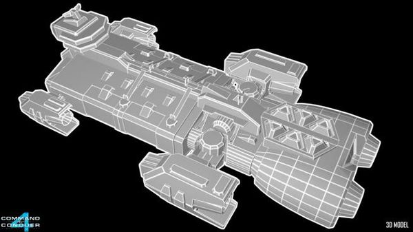 GST Concept Schematic 3D Model