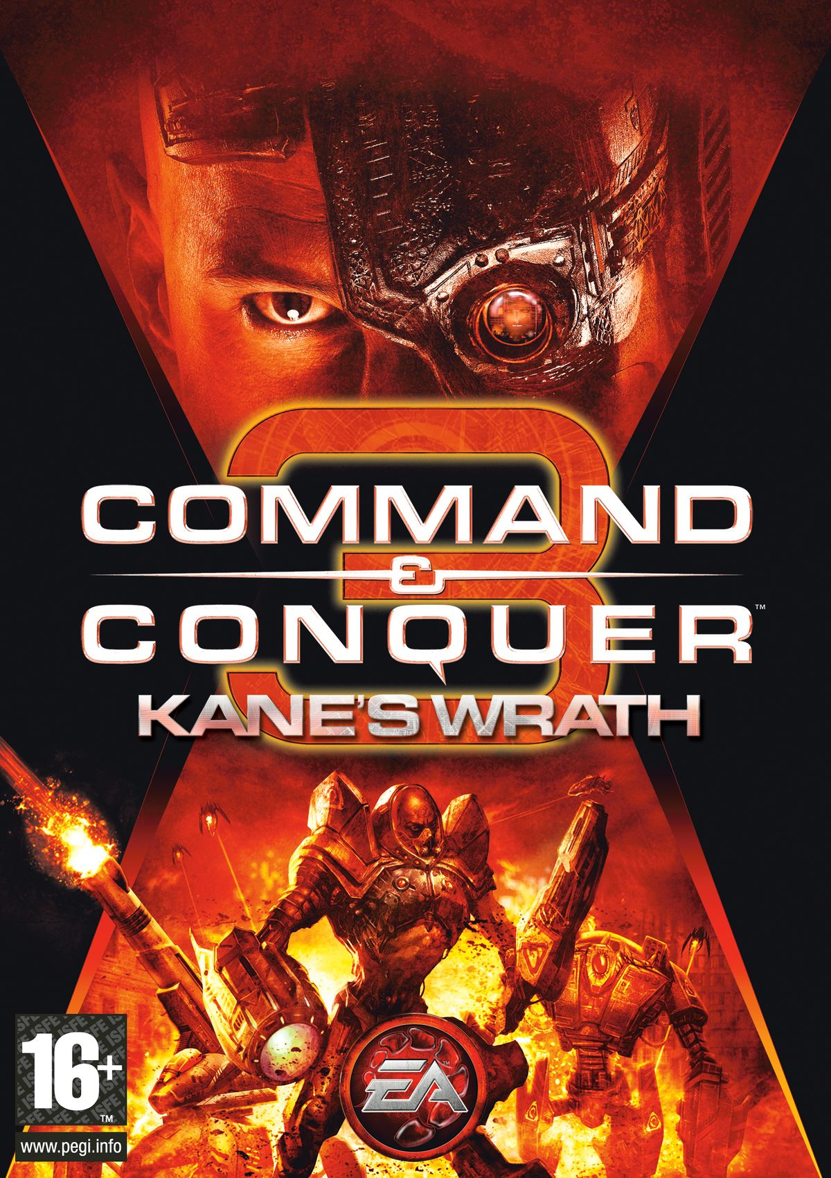 Command & Conquer 3: Kane's Wrath - Command & Conquer Wiki